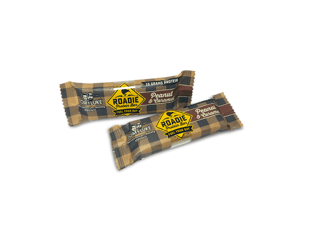 ROADIE Protein Bar - Tom & Lukes 70g