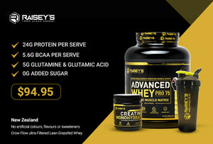 SPECIAL DEAL PRO75 WHEY, CREATINE & SHAKER