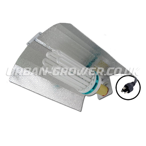 Euro CFL Reflector Kit - Urban Grower Hydroponics