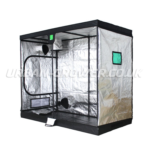 BudBox Pro - 120x240x200 - Urban Grower Hydroponics
