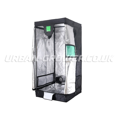 BudBox Pro - 100x100x200 - Urban Grower Hydroponics
