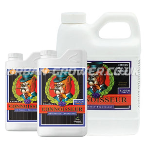 Advanced Nutrients - Connoisseur Bloom A&B - Urban Grower Hydroponics
