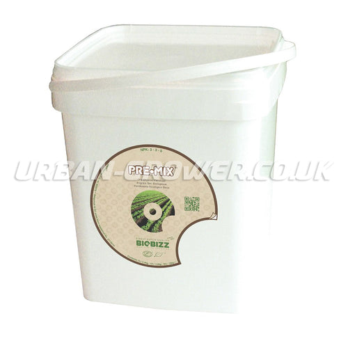 BioBizz Pre-Mix 5 Litre - Urban Grower Hydroponics