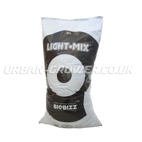 Biobizz Lite-Mix - 20L - Urban Grower Hydroponics