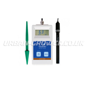 Bluelab Soil pH Meter with External Probe (2.0m) - Urban Grower Hydroponics