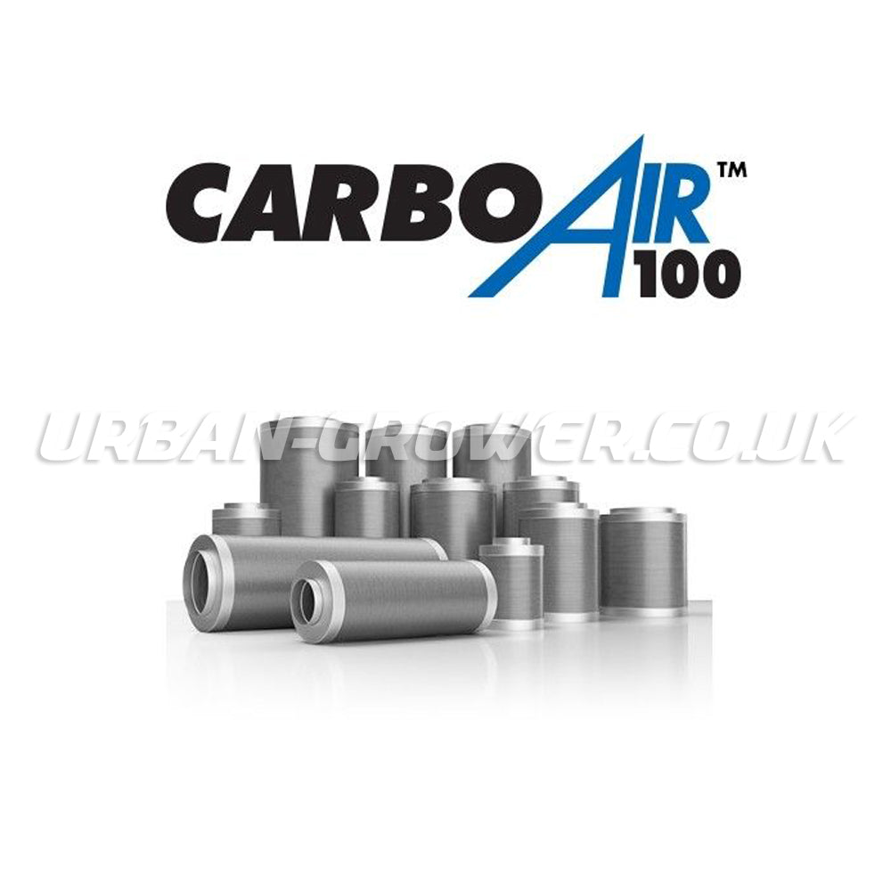 CarboAir 100 Carbon Filter - Urban Grower Hydroponics