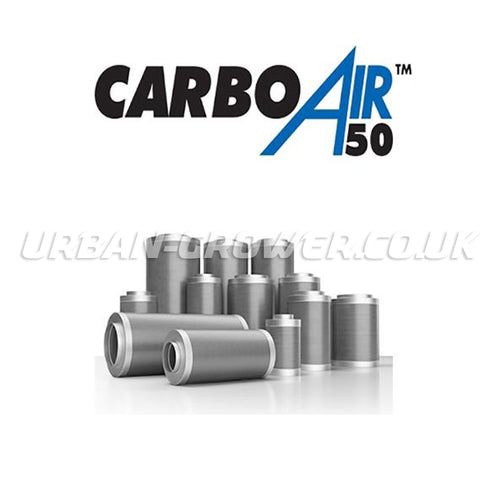 CarboAir 50 Carbon Filter - Urban Grower Hydroponics