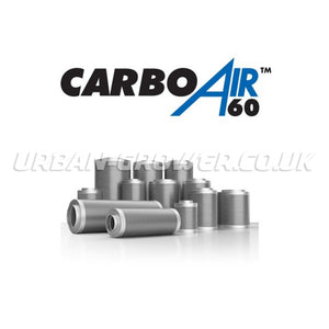 CarboAir 60 Carbon Filter - Urban Grower Hydroponics