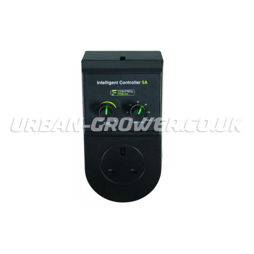 Control Freak 5-Amp Plug-In Fan Speed Controller - Urban Grower Hydroponics