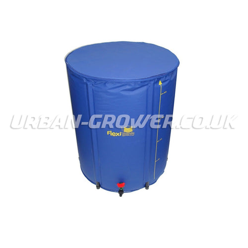 Flexi Tank with Tap 750 Litre - Urban Grower Hydroponics
