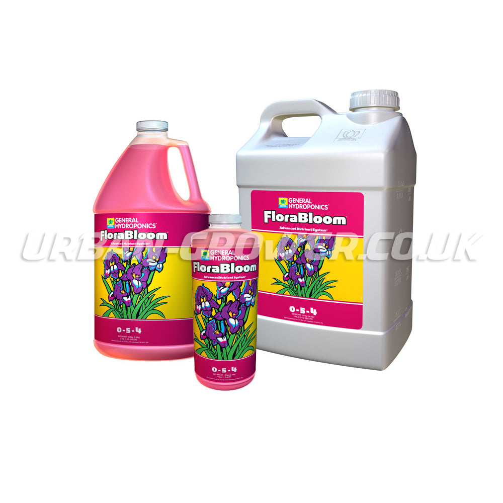 General Hydroponics - Flora Bloom - Urban Grower Hydroponics