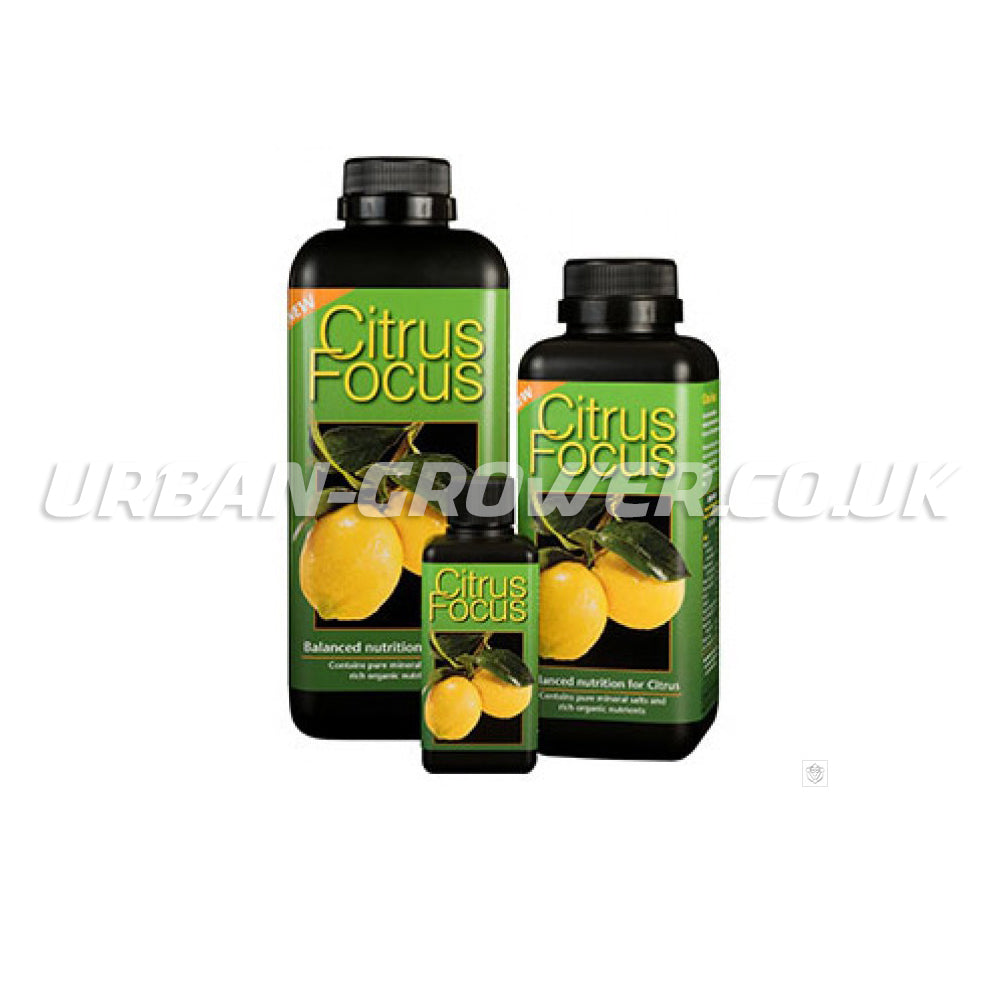 Growth Technology - Citrus Focus - Urban Grower Hydroponics