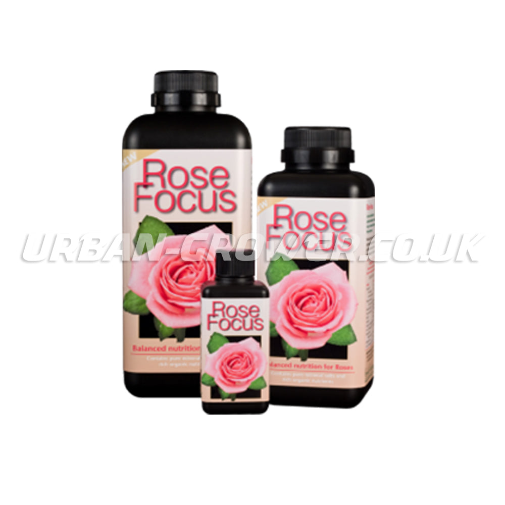 Growth Technology - Rose Focus - Urban Grower Hydroponics