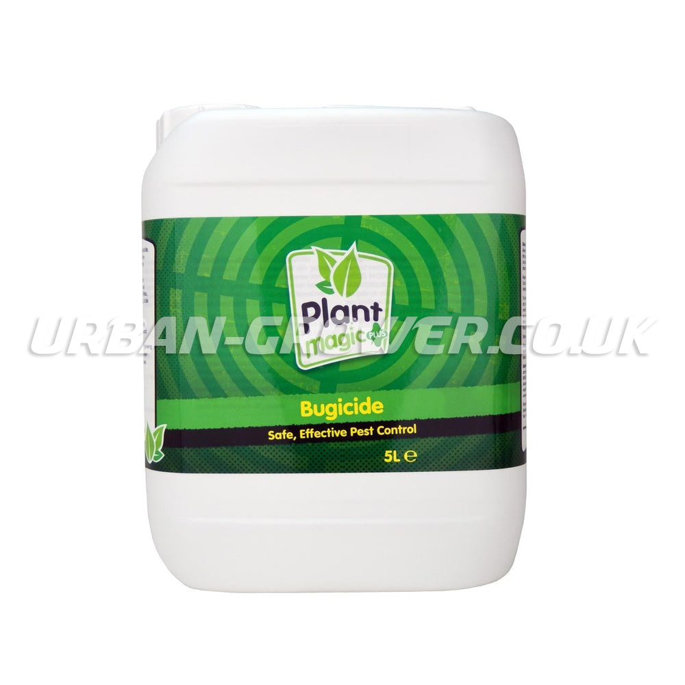 Plant Magic - Bugicide Pesticide and Mildew Treatment - Urban Grower Hydroponics