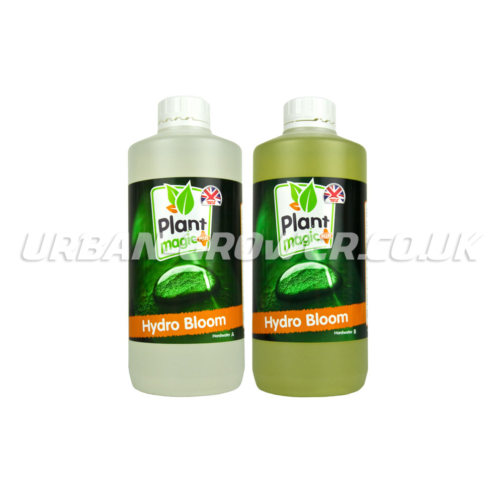 Plant Magic - Hydro Bloom HW A&B - Urban Grower Hydroponics