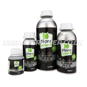 Plant Magic Platinum - PK Booster - Urban Grower Hydroponics