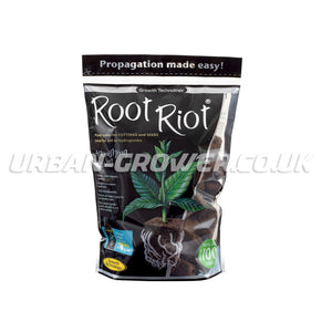 Root Riot Refill Bag - 100 Plugs - Urban Grower Hydroponics