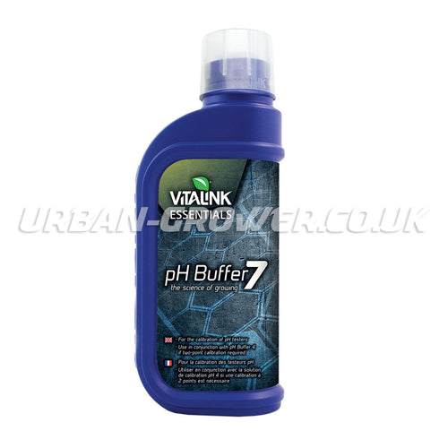 Vitalink - PH Buffer 7 - Urban Grower Hydroponics