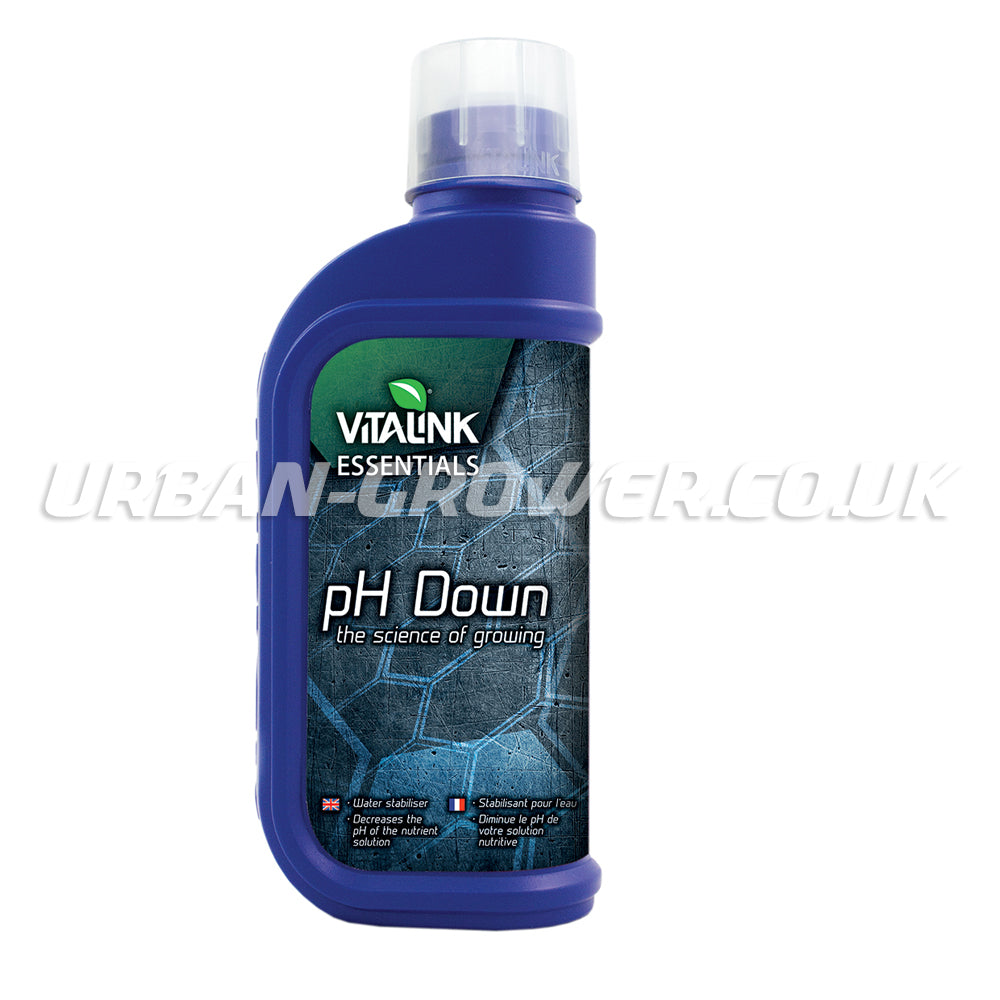 Vitalink - PH Down - Urban Grower Hydroponics