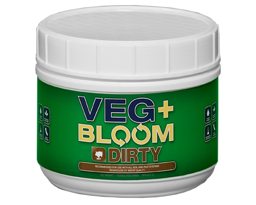 Veg & Bloom DIRTY BASE - Urban Grower Hydroponics