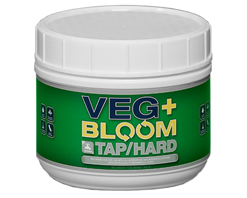 Veg & Bloom Tap Hard - Urban Grower Hydroponics