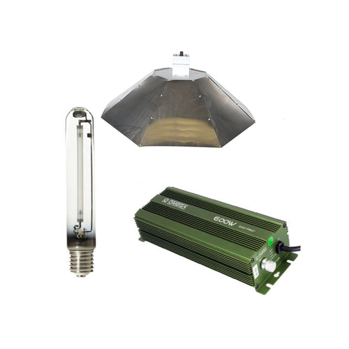 Vertical Parabolic 600w Digi Kit - Urban Grower Hydroponics