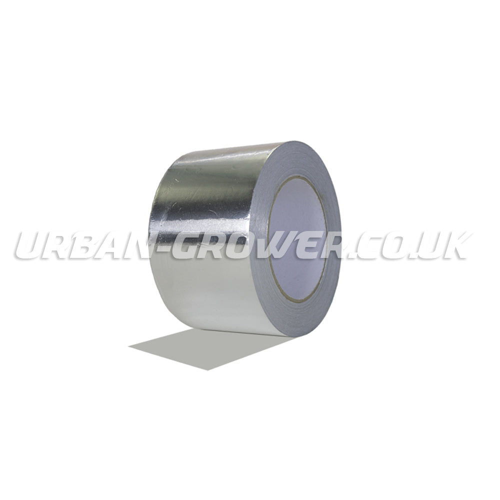 Aluminium Silver Duct Tape - Urban Grower Hydroponics