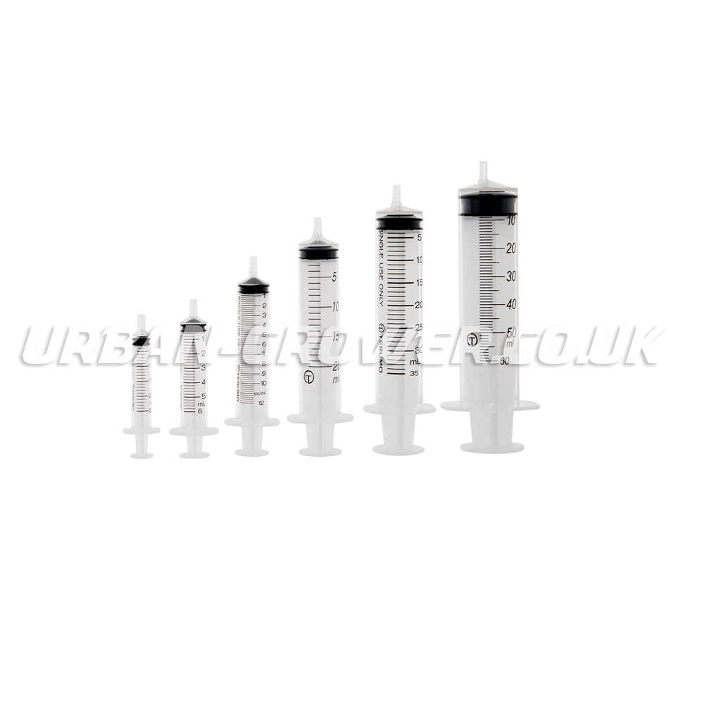 Syringes - See All Sizes - Urban Grower Hydroponics