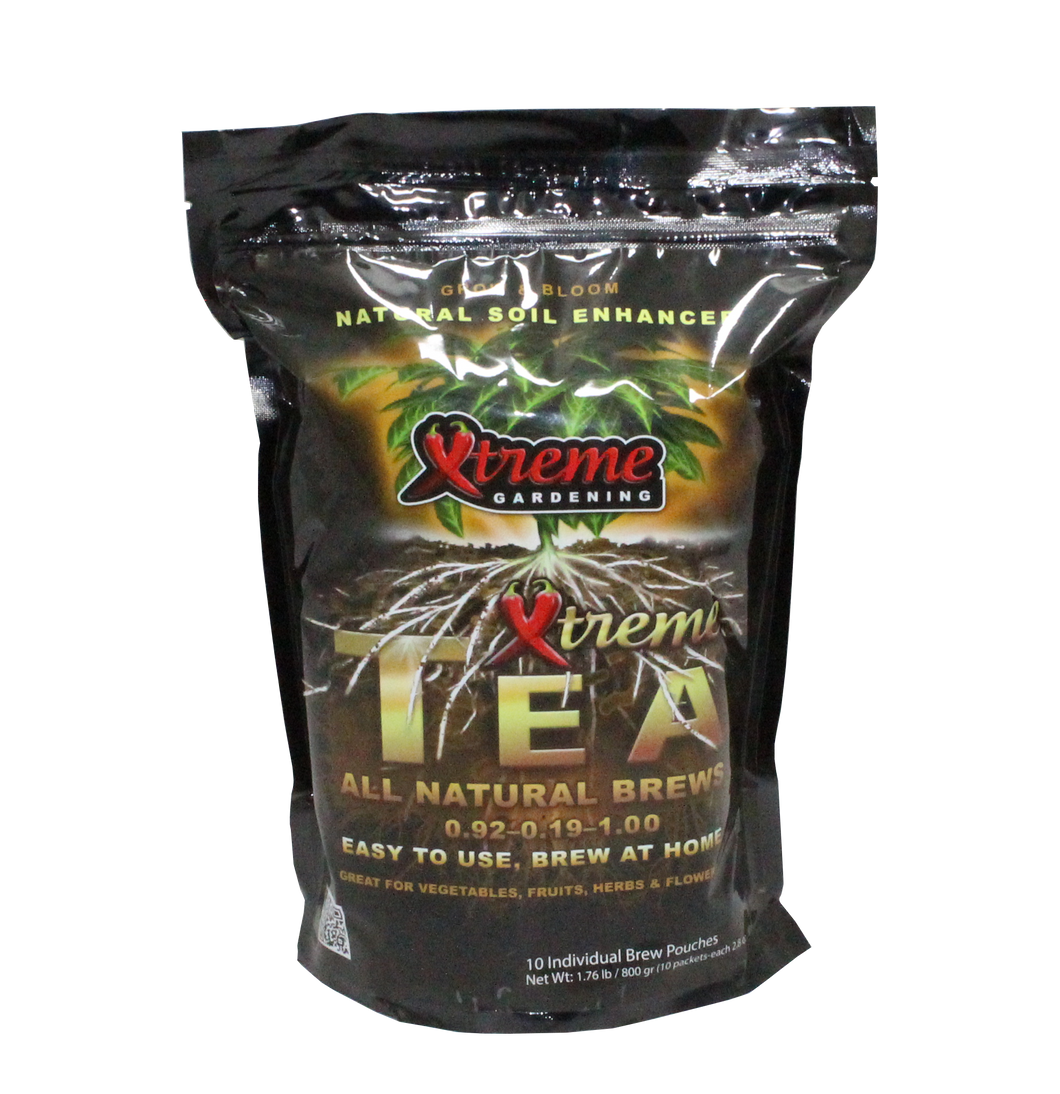 Xtreme Gardening - XTREME TEA - Urban Grower Hydroponics