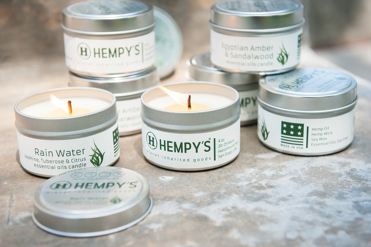 10 best hemp candles in the world right now!