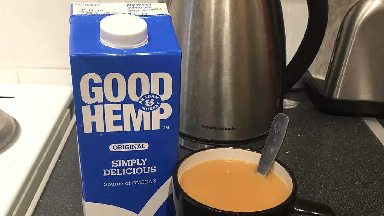 5 Simple Steps to Make Hemp Milk & 7 Reasons You Should Be Drinking It Now!