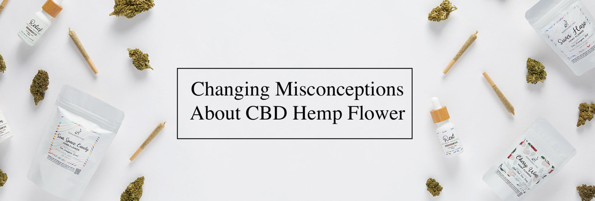 Changing Misconceptions About CBD Hemp Flower