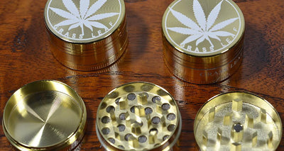 Top 11 Best Weed Grinders in the World - No 4 Will Blow You Away!