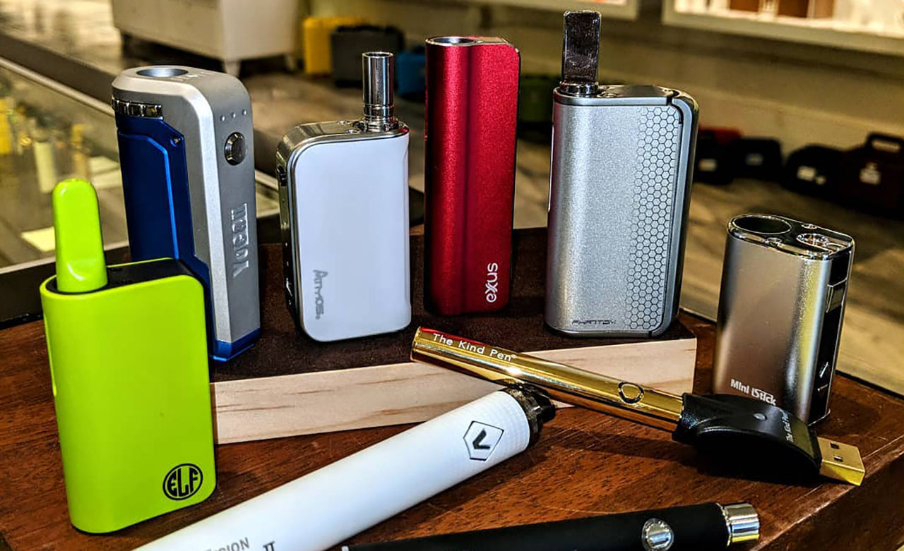 15 Best 510 Thread Vape Pens & Accessories - The Ultimate Guide for