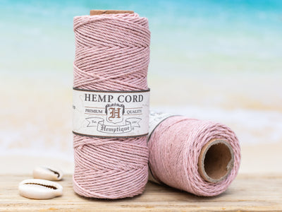 What is hemp cord and 5 products that will change your life