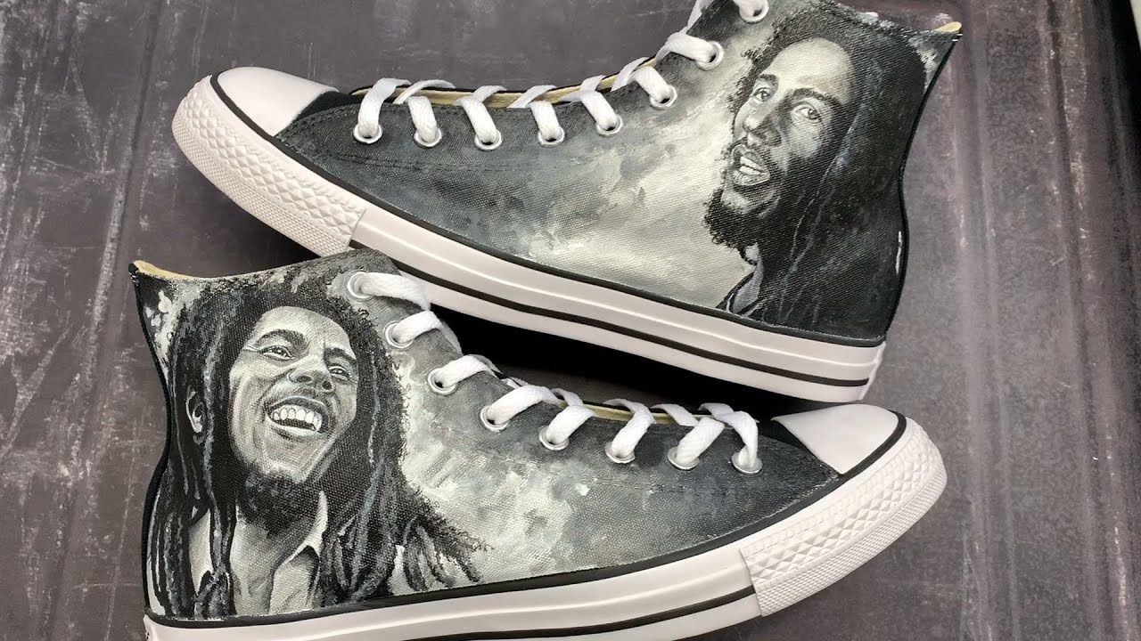 10 best bob marley shoes on the planet - you won't believe no5