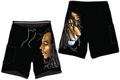 10 best bob marley shorts on the planet