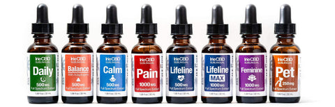 12 of the Most Amazing CBD Tinctures in the World Right Now - The Ultimate Guide!