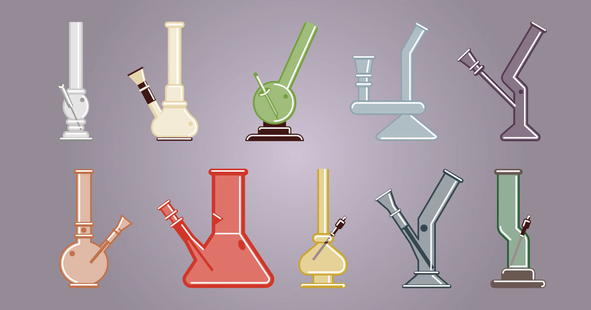 16 Best Plastic Bongs on Amazon