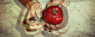 How to Smoke Weed with an Apple - it's easier than you think!