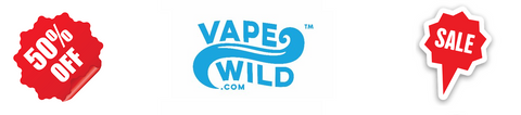Vape Wild Coupon Codes and Vouchers