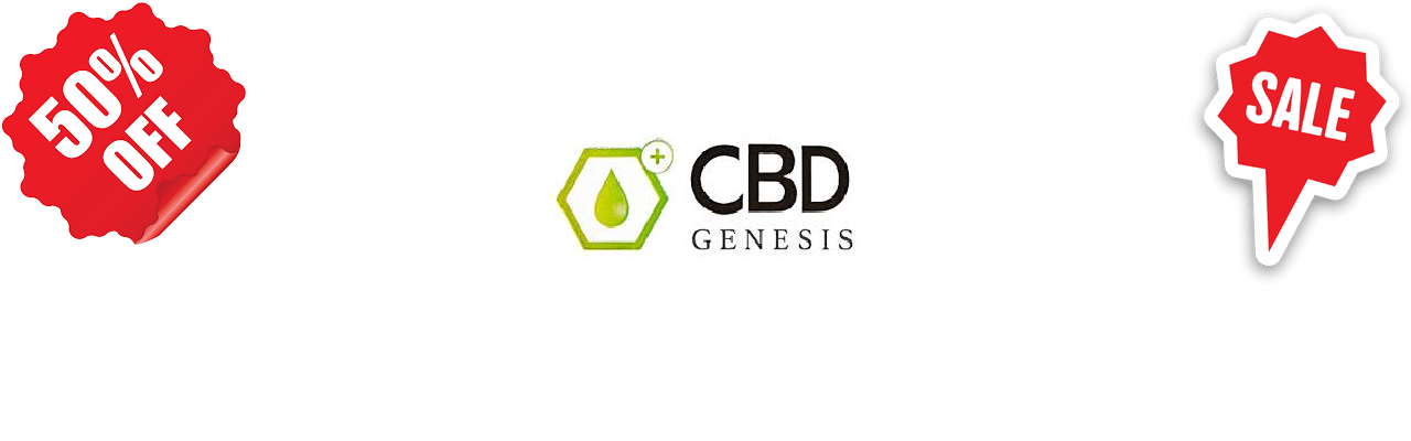 CBD Genesis Coupon Codes and Vouchers