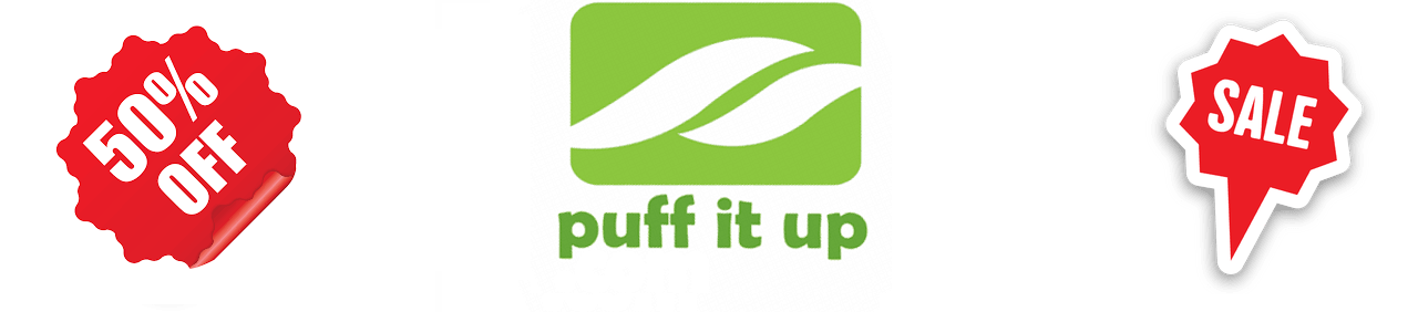 Puffitup Coupon Codes and Vouchers