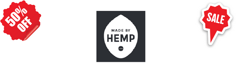 Made by Hemp Coupon Codes and Vouchers