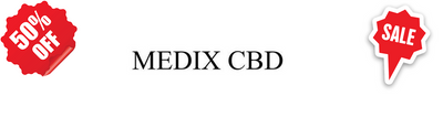 Medix CBD Coupon Codes and Vouchers