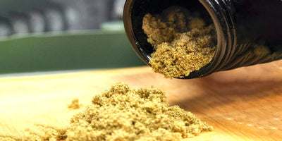What is Kief, How Do You Smoke It & 5 Other Amazing Ways to Enjoy It!