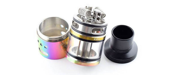 atomizer coil heat