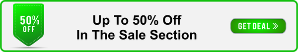 Up to 50% off selected items in the sale at Endoca