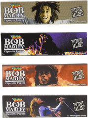 Bob Marley King Size Cigarette Rolling Papers