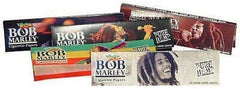 Bob Marley Pure Hemp Cigarette Rolling Papers (5 Booklets)